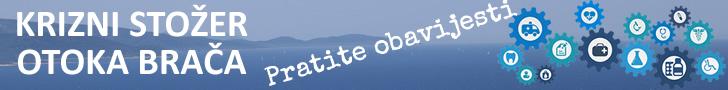 Krizni stožer otoka Brača