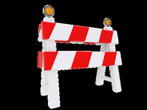 Grafika prometne obavijesti o radovima