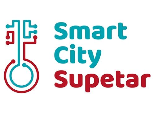 Logotip SmartCity Supetar projekta