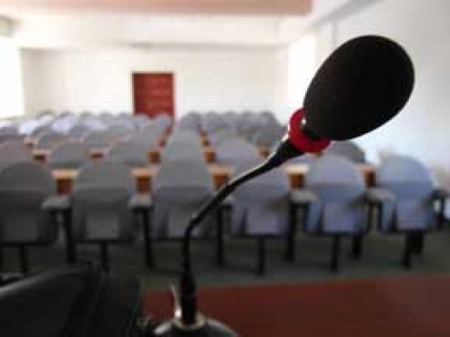 Ilustrativna slika sobe za sastanke