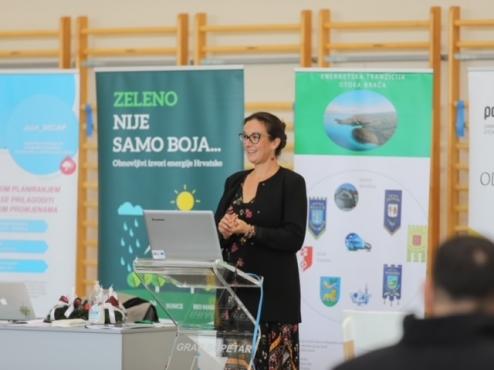 Fotografija Ane Ivković iz tvrtke izrađivača plana Porzana d.o.o.