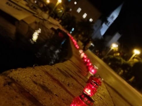 Ilustrativna fotografija svijeća za Vukovar