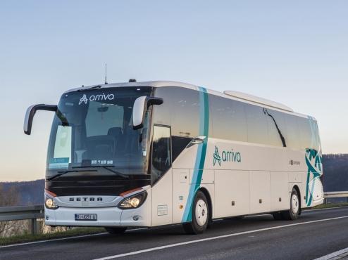 Ilustrativna fotografija autobusa