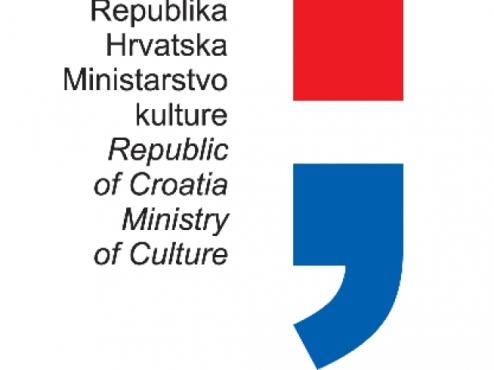Logotip Ministarstva kulture RH