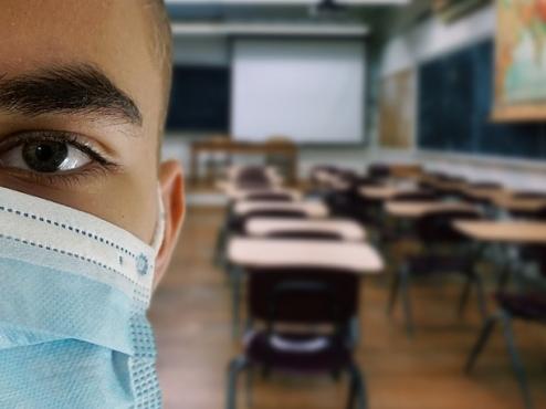 Ilustrativna fotografija zatvaranje škola zbog covida